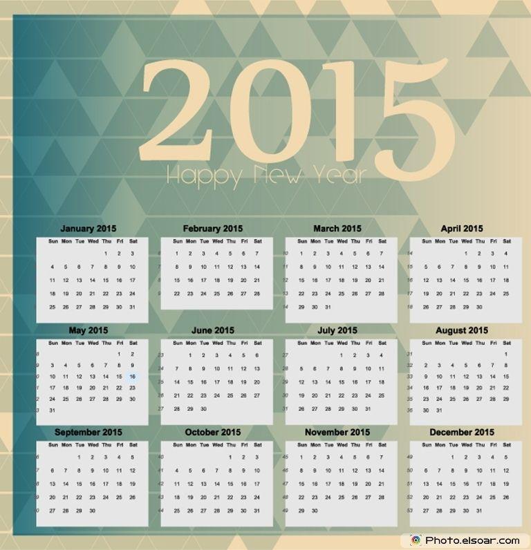 online printable calendars 2015