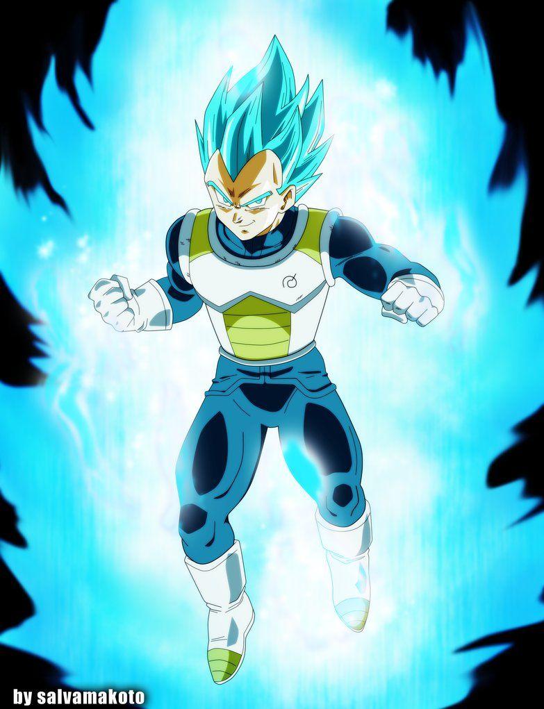 Vegeta Dragonball Super By Salvamakoto Deviantart Com On Deviantart Dragon Ball Art Dragon Ball Super Dragon Ball
