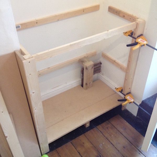 Best Building A Victorian Alcove Cupboard Part 1 Alcove 400 x 300