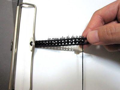 Diy Gift Idea For Men How To Make Chan Luu Onyx Single Wrap Bracelet With