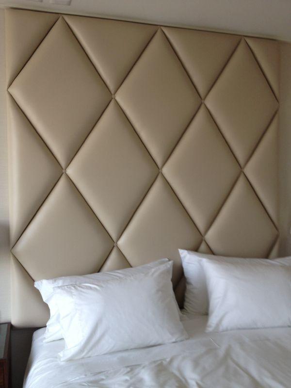 Best Respaldo Rombos Bed Headboard Design Bedroom Headboard 640 x 480