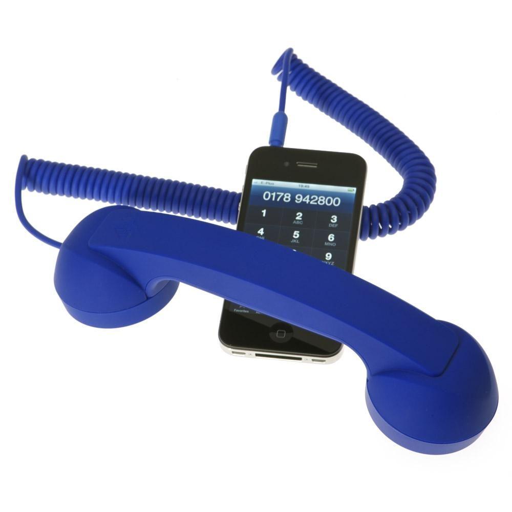 Native Union POP Phone. Retro Handset - Blue $49.99 from Bond and Bond