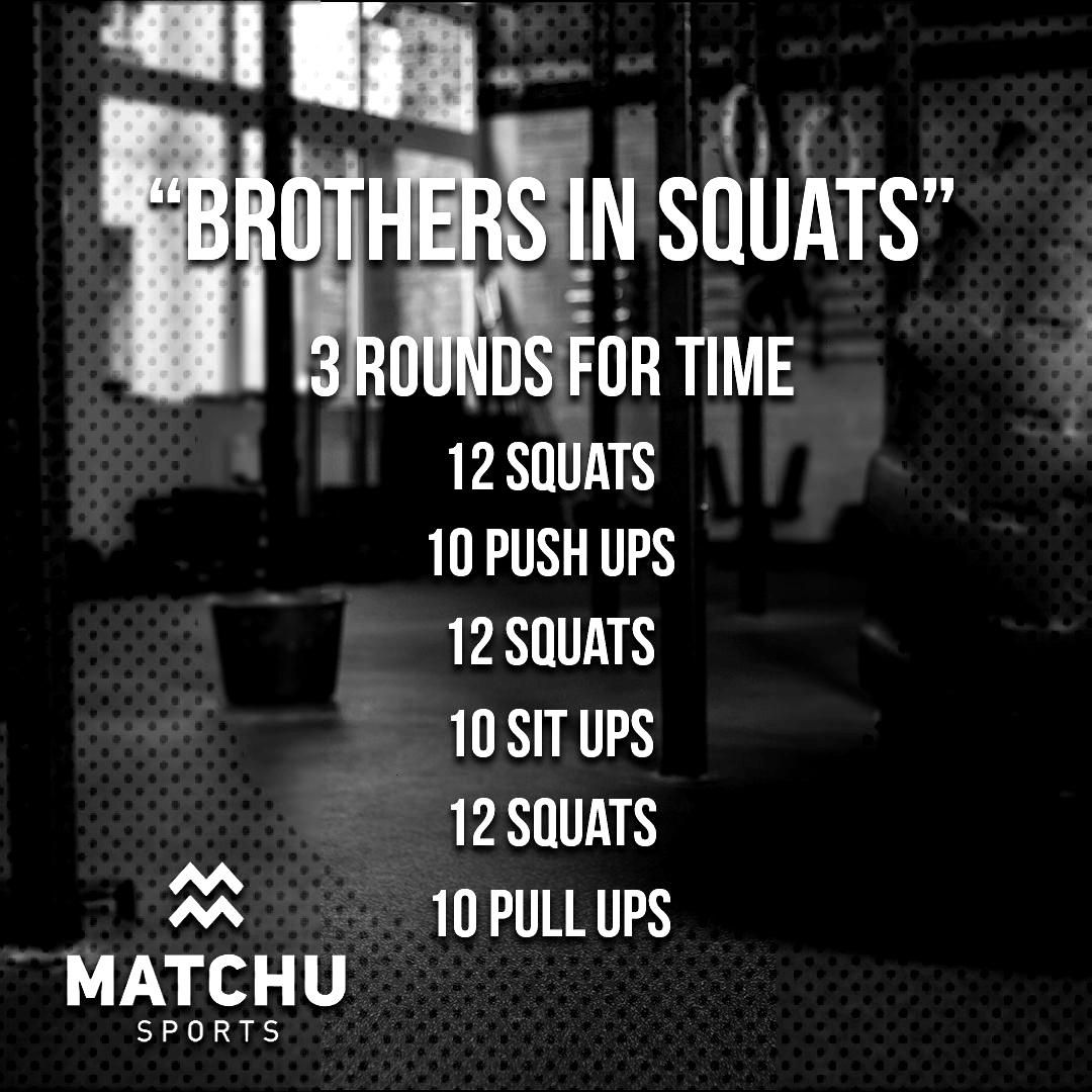 Brothers in Squats#brothers