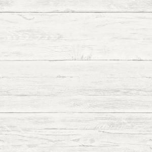 Nuwallpaper Shiplap Peel And Stick Vinyl Strippable Wallpaper Covers 30 75 Sq Ft Nu2187 The Home Depot Peel And Stick Wallpaper Brewster Wallcovering Nuwallpaper