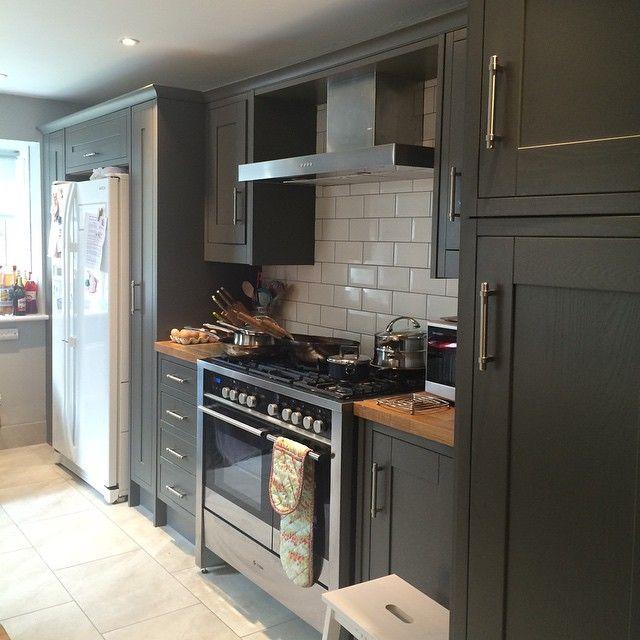 Somerton Fern Kitchen from Magnet   magnet kitchen   Pinterest   Cocinas