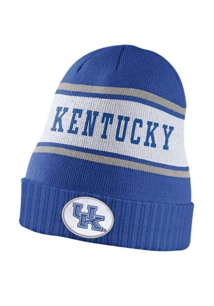 new product d17c6 2c127 Kentucky Wildcats Nike College Sideline Winter Hat NWT UK Cats Big Blue  Nation