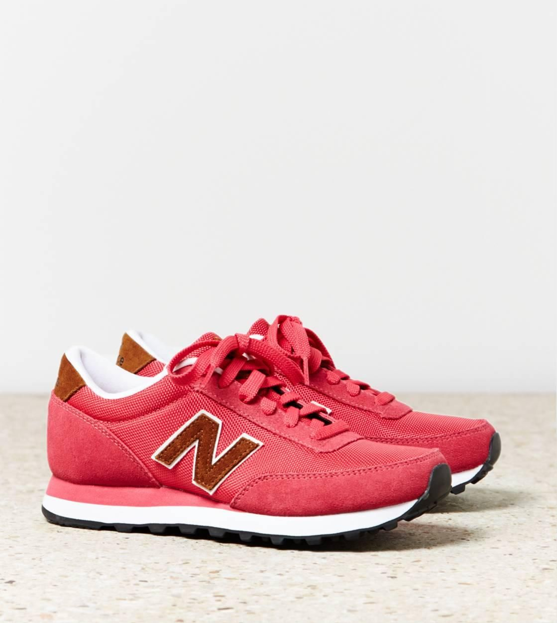 New balance recycled shoes - New Balance 501 Sneaker In Red