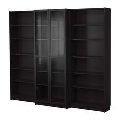 Libreria Billy Ikea Con Ante.Mobili E Accessori Per L Arredamento Della Casa For The Home Per