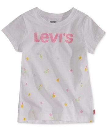 47a17b08a Levi's Baby Girls Ice Cream Logo Graphic T-Shirt in 2019 | Products ...