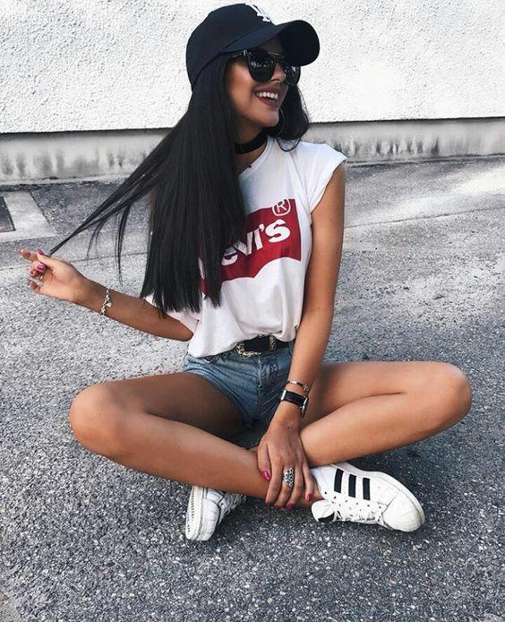 25 Looks Tumblr para Inspirar | Modelos de Looks Tumblr