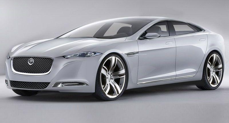 Beautiful New 2015 Jaguar XJ Design