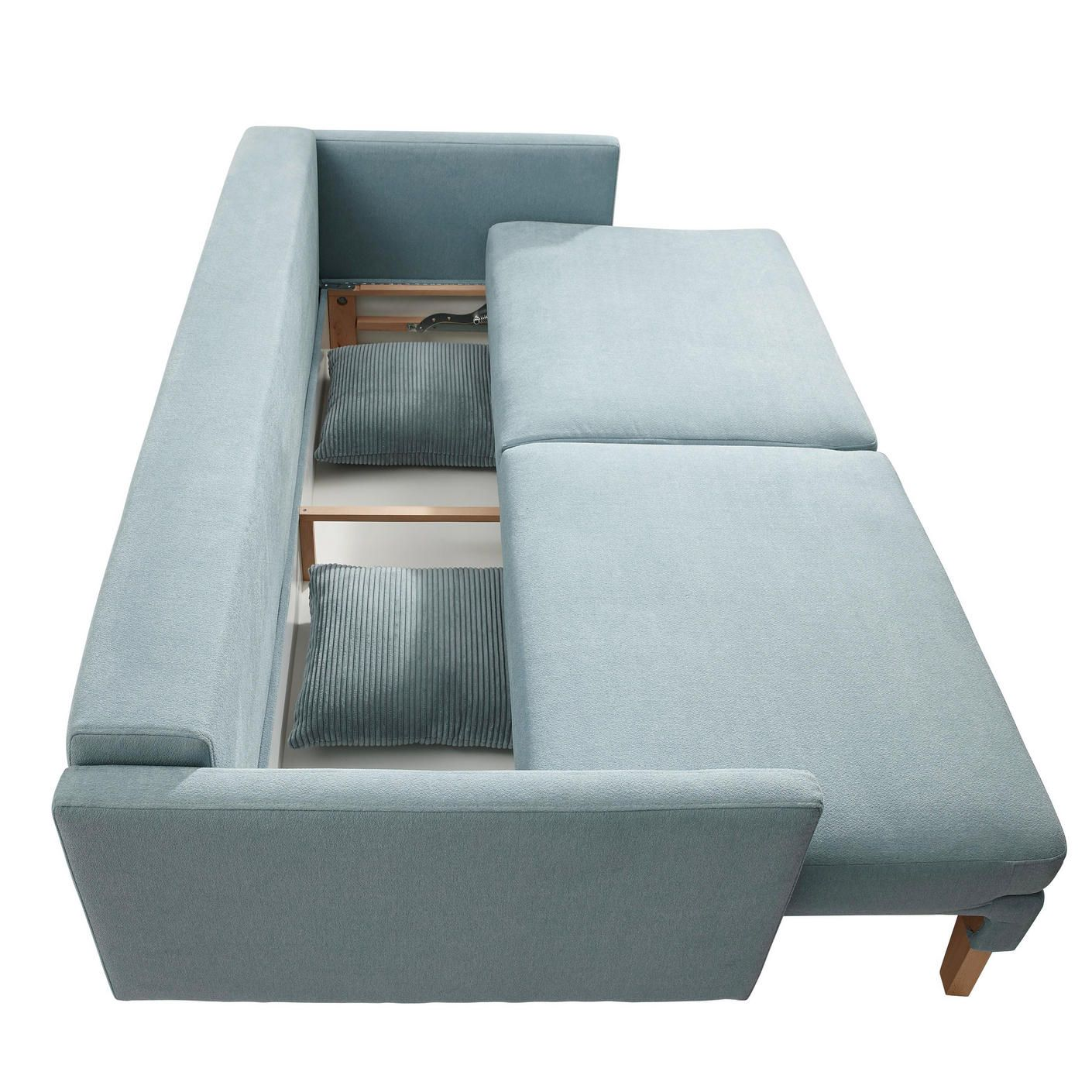 Schlafsofa Flachgewebe Blau Online Kaufen Xxxlutz Schlafsofa Design Schlafsofa Sofa