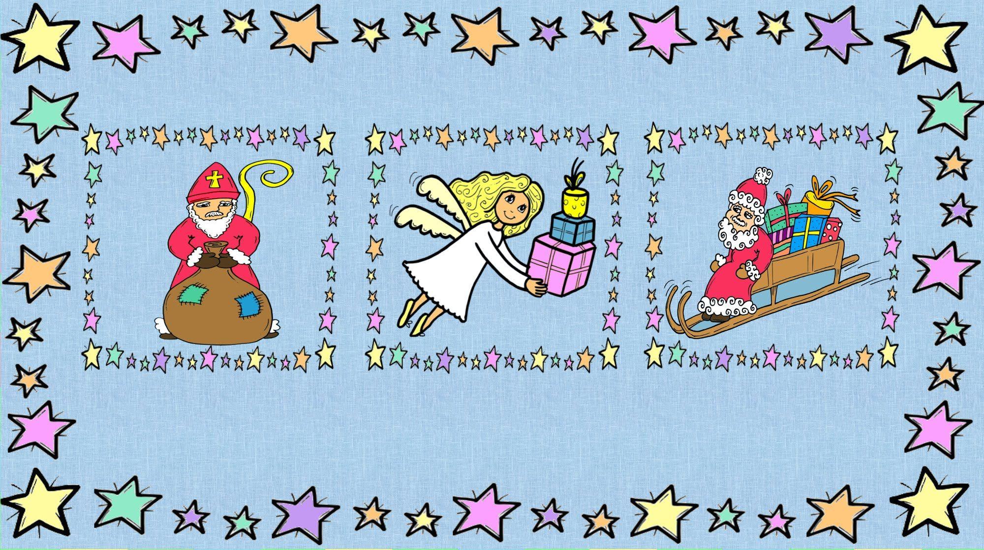 Begriffe Weihnachten.Ein Interaktives Spiel Um Einfache Begriffe Zum Thema Weihnachten