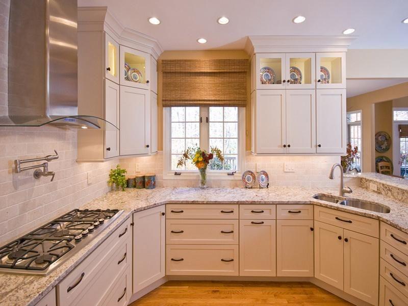 Los mejores colores de pintura para la cocina i cocina decoracion de interiores - Pintura para cocina ...