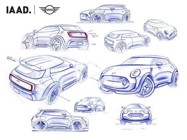 MINI Cooper Design Contest by IAAD: the winners  #MINI #IAAD #CarDesign #sketch #designsketch #carsketch #cardesignsketch #industrialdesignsketch #cardesignworld #cardesignercommunity #cardesignpro #carbodydesign #carrendering #minicooper #cars #carideas