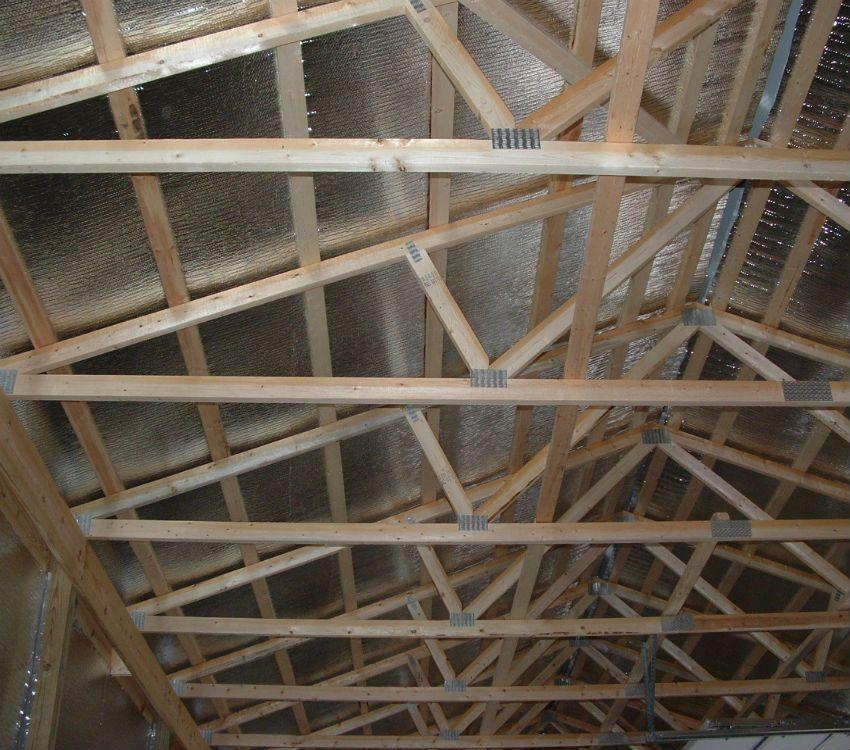Metal Garage Ceiling Building Insulation