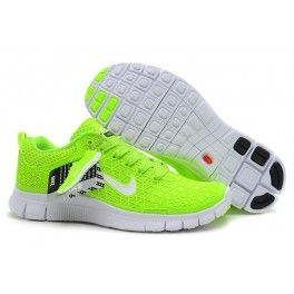 Nike Free 6.0 Spiderman Breathable Green