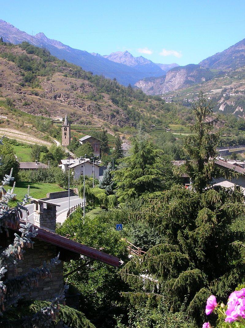 Conca di Aymavilles  (Valle d'Aosta)