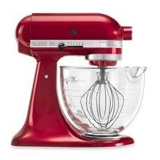 gotta have the kitchenaid mixer!!