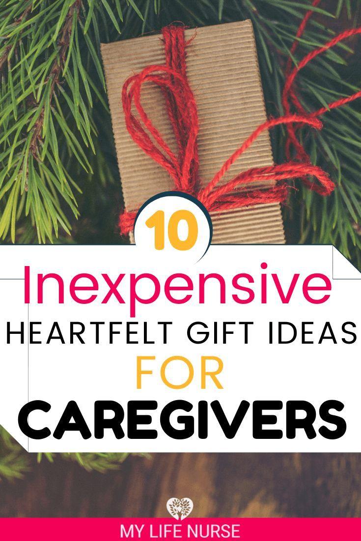 10 heartfelt gifts for caregivers caregiver thank you