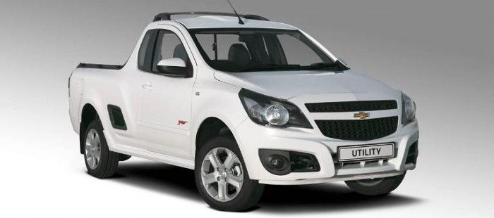 Chevrolet Utility Cape Town Chevrolet New Cars