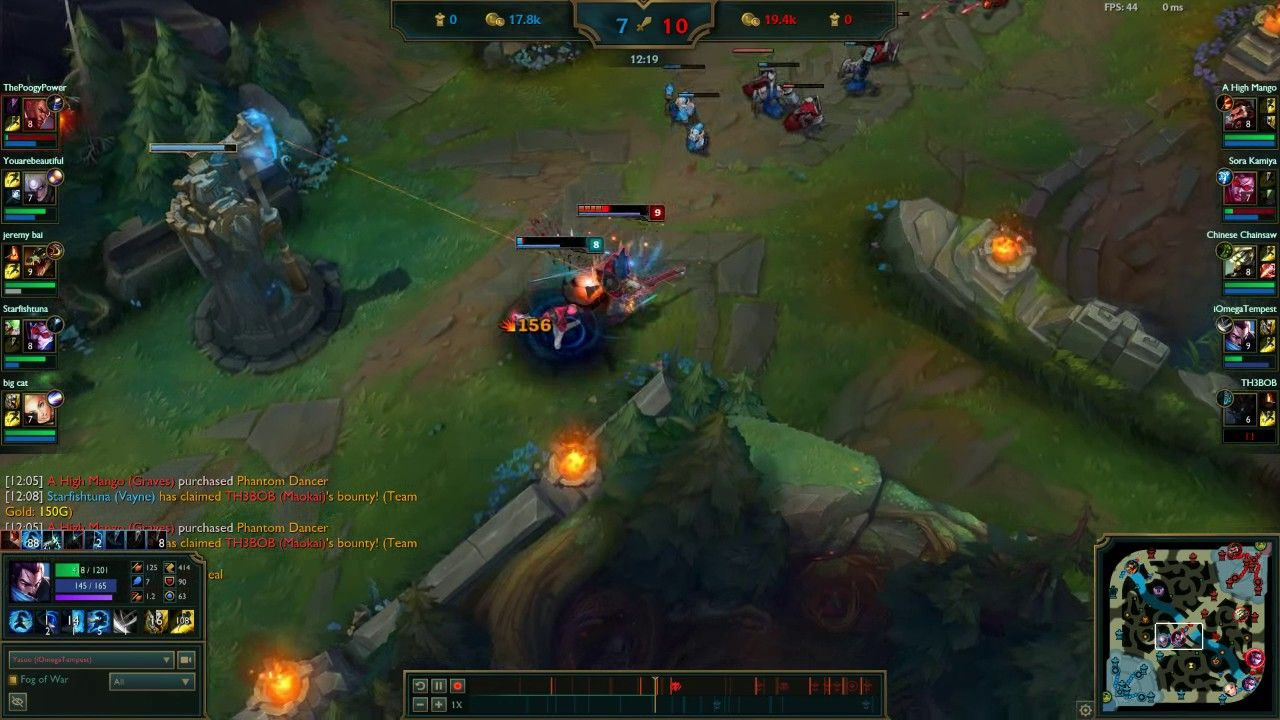 Clean Yasuo Play https://www.youtube.com/watch?v=B8qV3aRW9Jw&feature=youtu.be #games #LeagueOfLegends #esports #lol #riot #Worlds #gaming