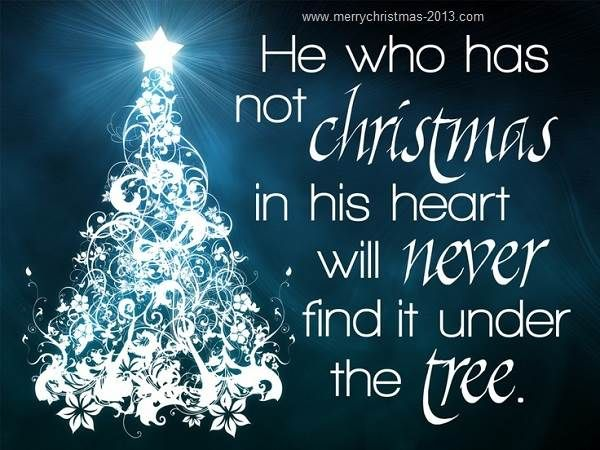Animated Christmas Quotes and Sayings for Cards Greetings Pictures ...