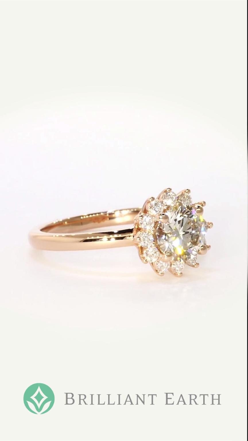 0b166853448 Meet the Sunburst Diamond Ring