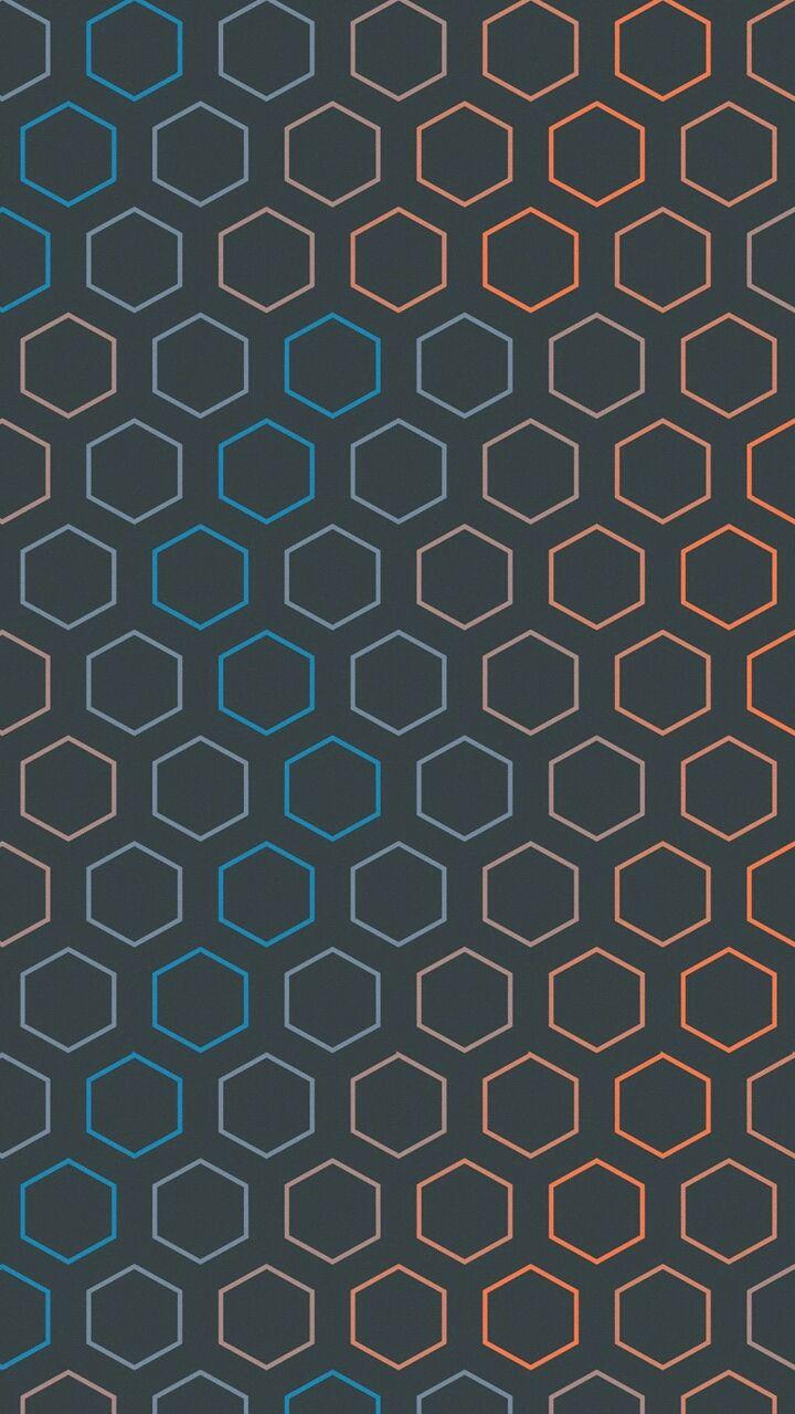 Drei Farben Colorful Wallpaper Abstract Wallpaper Geometric Art