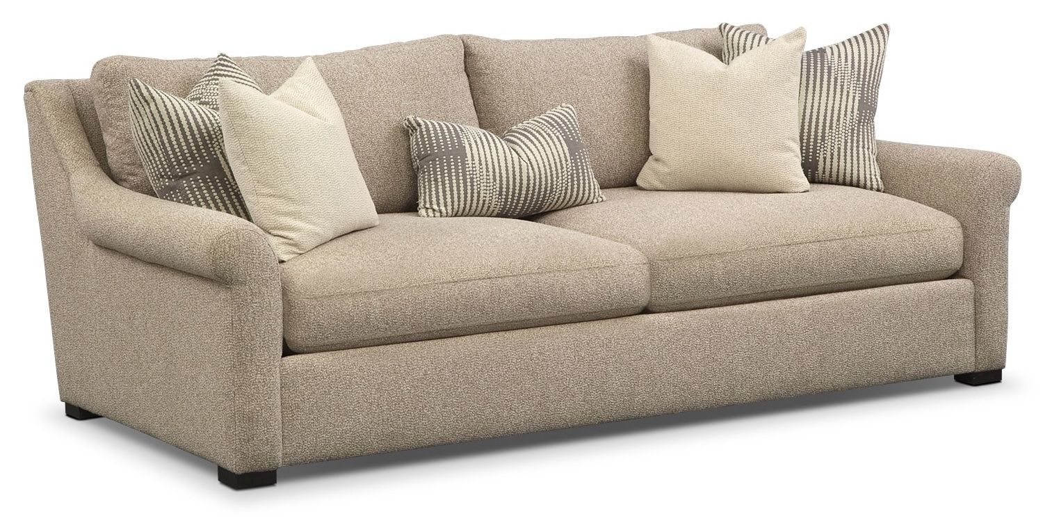 MotherApproved. The Robertson Cumulus sofa from Ultimate