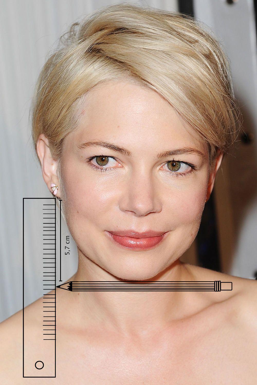 Stehen mir kurze blonde haare