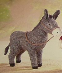 nativity scene knitting pattern free - Google Search Knitting patterns Pi...