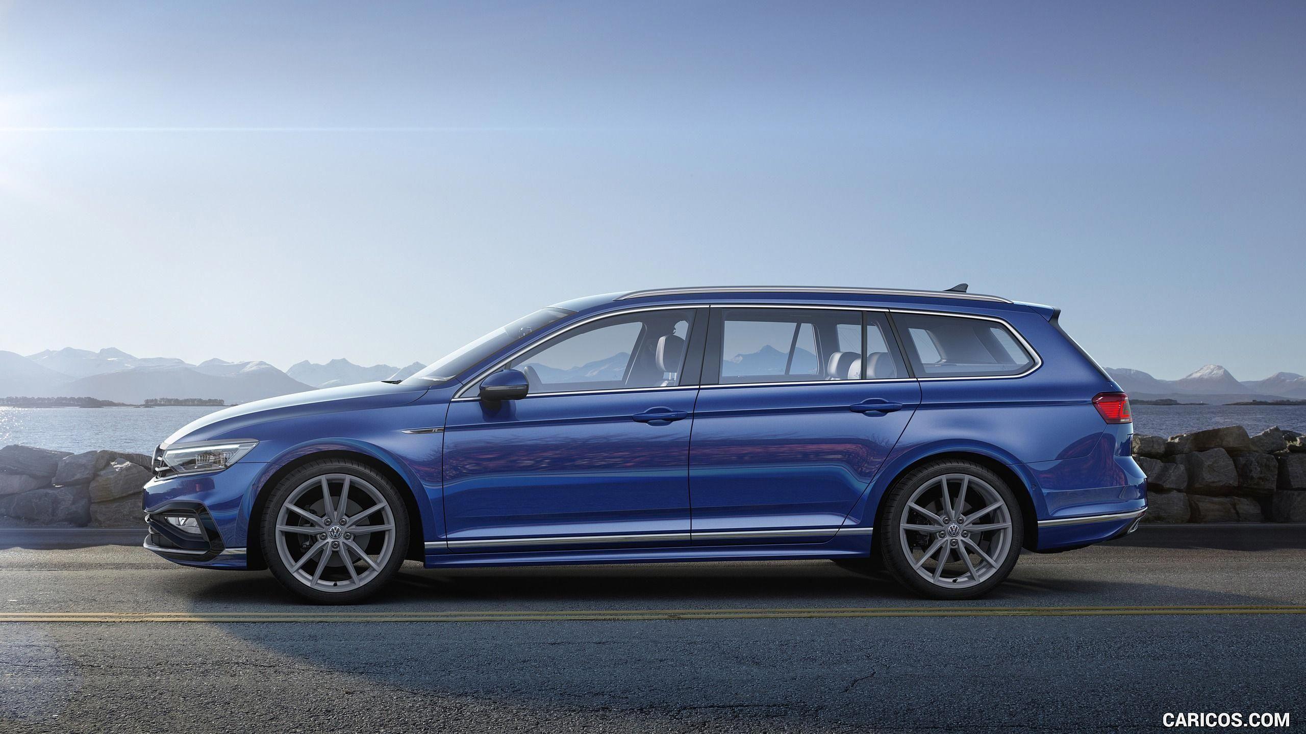 2020 Volkswagen Passat Variant Eu Spec Side Hd Volkswagenpassat Volkswagen Passat Volkswagen Jetta Volkswagen
