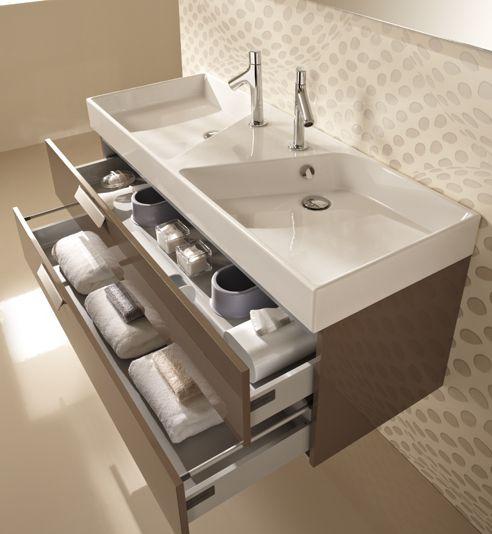 Diferentes medidas lavabos y colores comida for Medidas lavabo