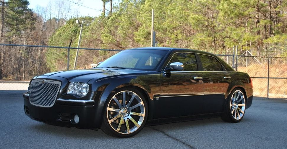 Pin By Hollywood On Cars With Images Chrysler 300 Custom