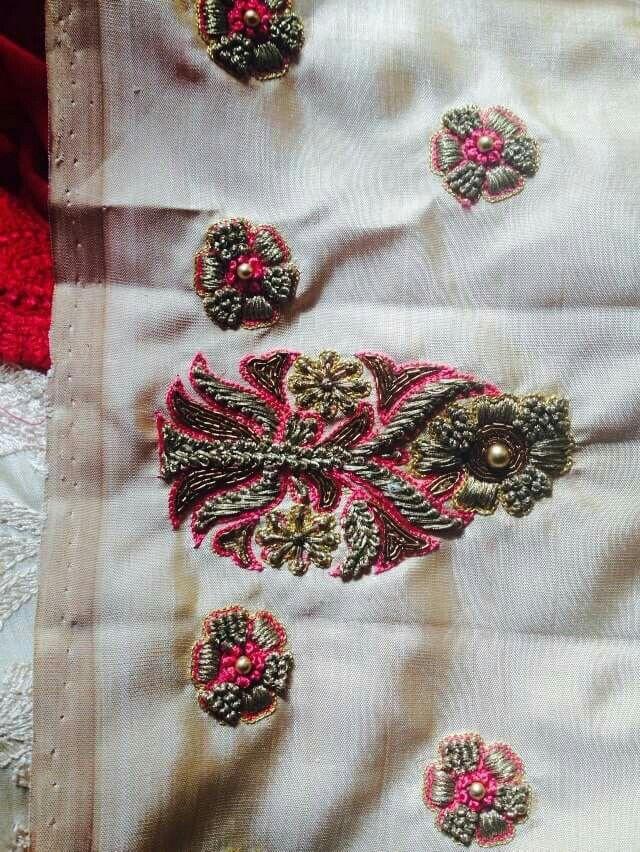 Pin de Lilysha Rani en heavy maggam work blouses   Pinterest
