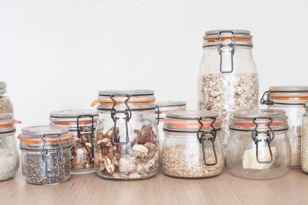 #Wastefree living, buy in bulk
