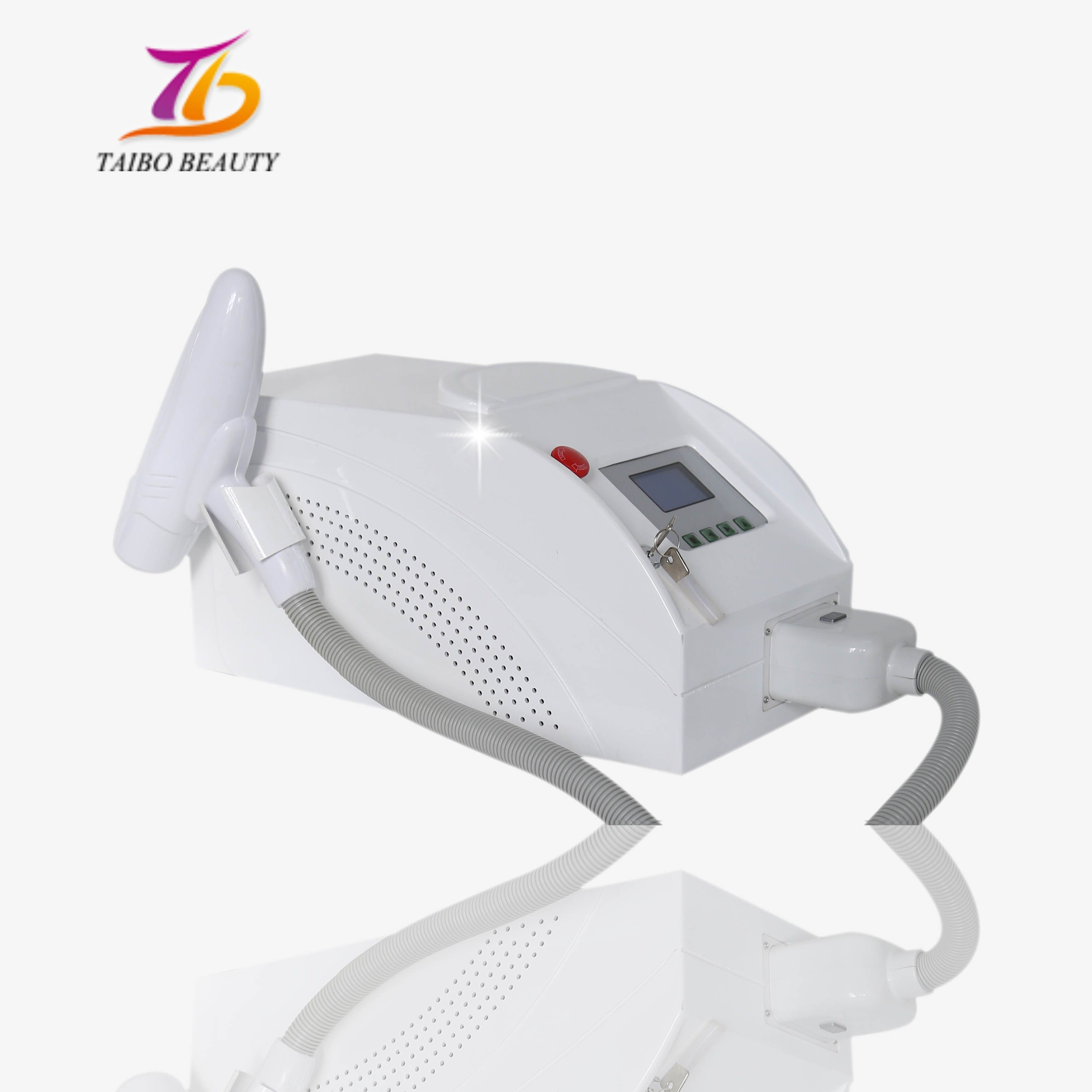 portable nd yag laser tattoo removal machine Pigmented