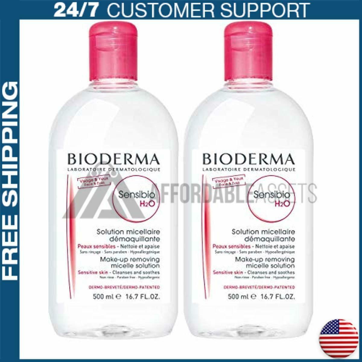 Bioderma Sensibio H2O Soothing Micellar Cleansing Water