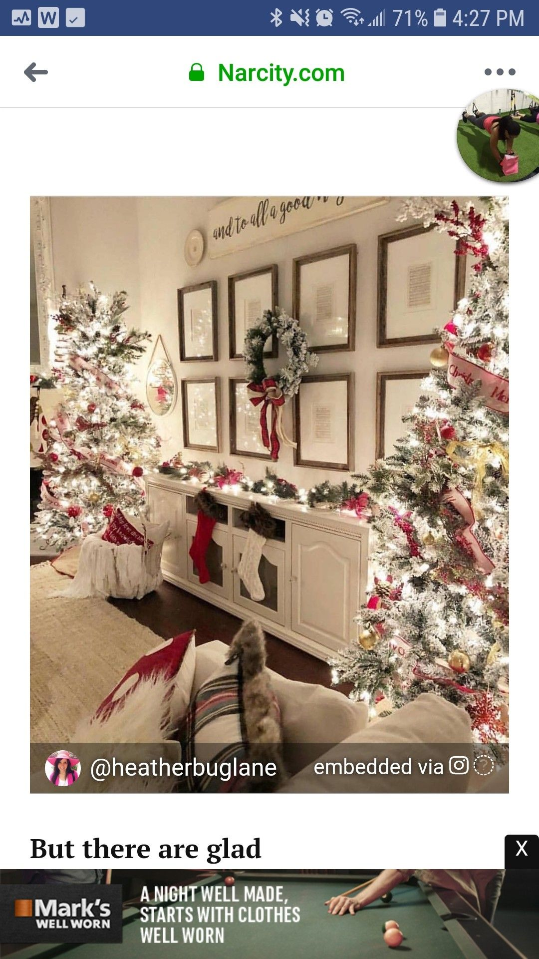 Pin by Melissa Carter on Christmas cheer Pinterest