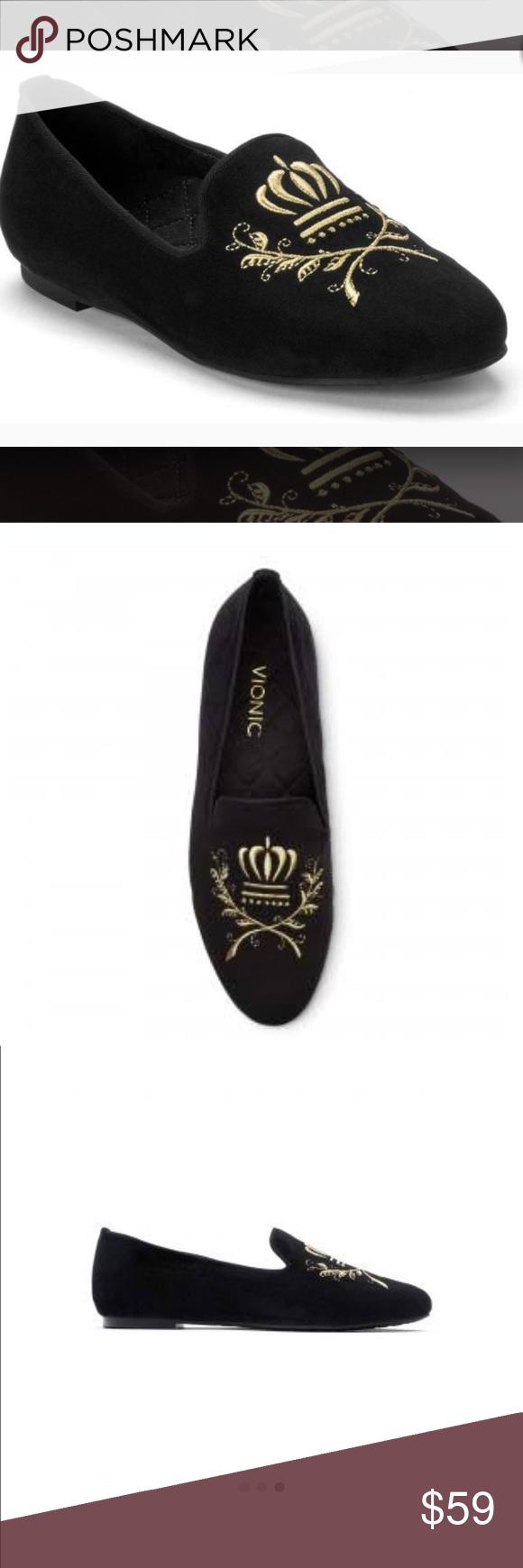 Detail Loafer NWT Vionic Snug Romi