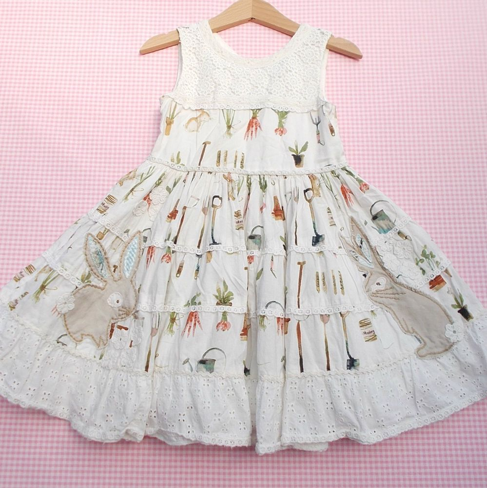 Girls Next Dress Age 4 Clothing, Shoes & Accessories