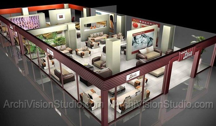 Retail Store Design And Layout