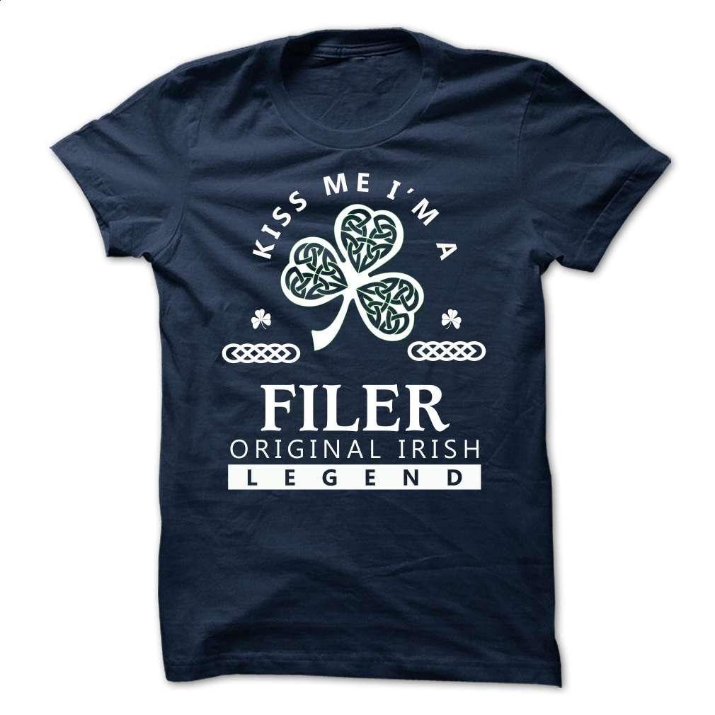 FILER – KISS ME IM Team T Shirt, Hoodie, Sweatshirts - vintage t shirts #shirt #clothing
