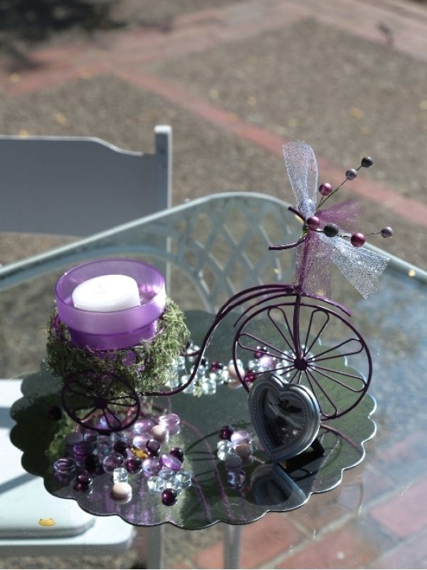 Biycle Wedding Table Center Pieces | Bicycle Candle/Flower Holder  Centerpieces Part 79