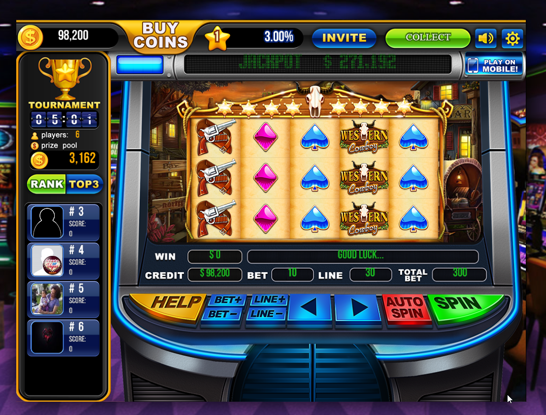 Slot Machine Game Design