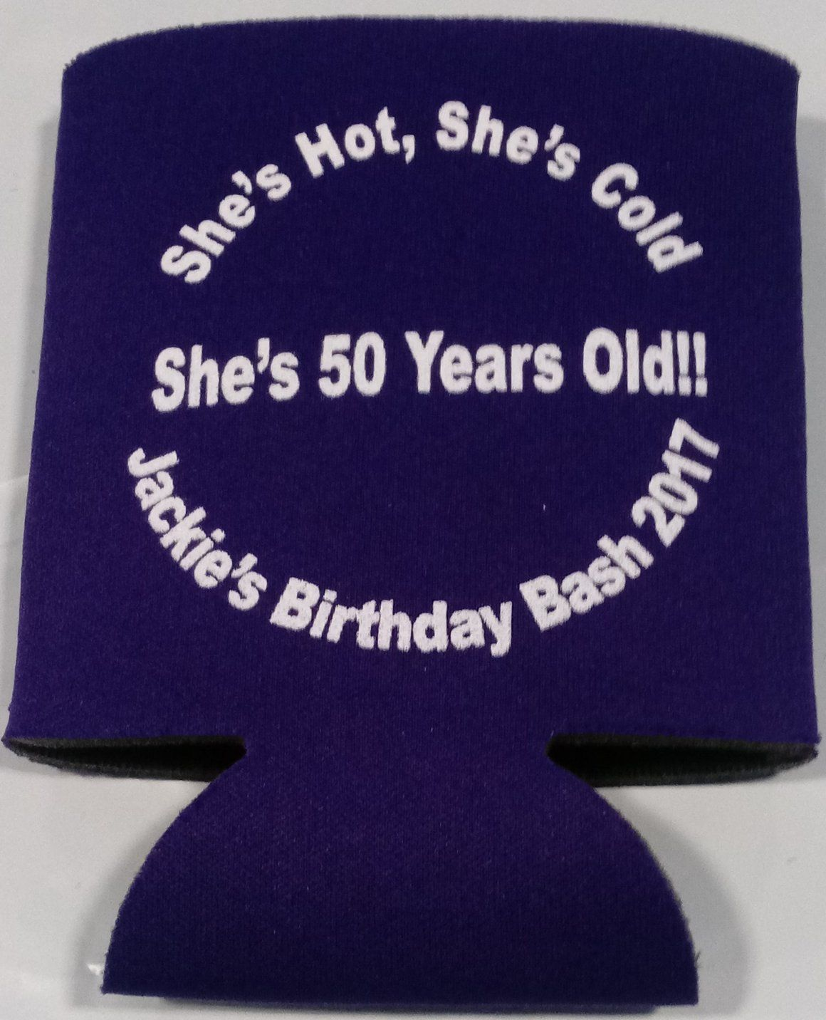 50th birthday party favor ideas