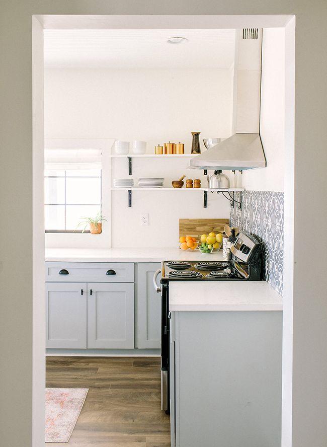 Tour This Historic Adobe Flip House In Arizona Blogger Inspiration Gorgeous Arizona Kitchen Remodel Decor
