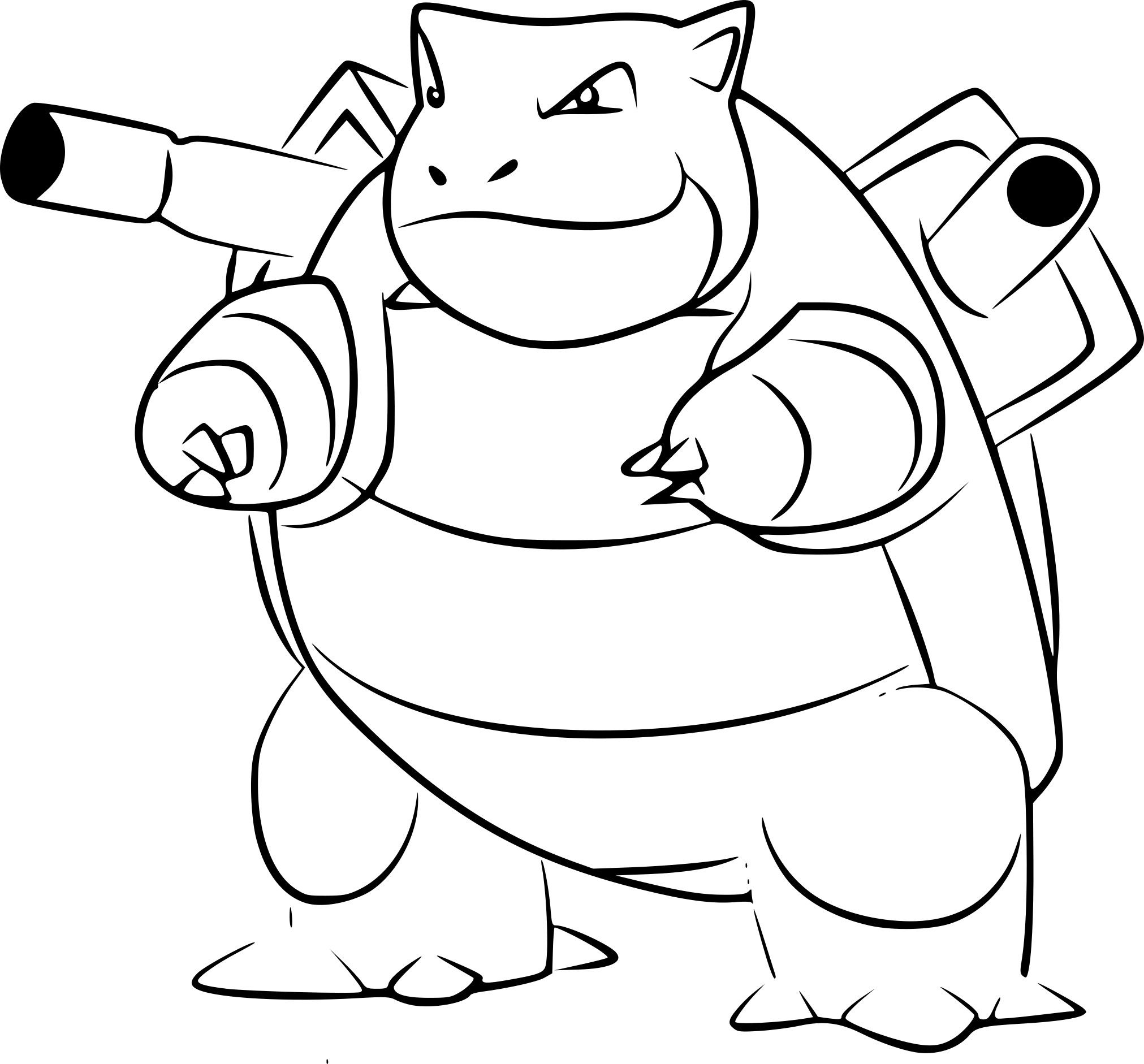 Coloring Pages Pokemon Go