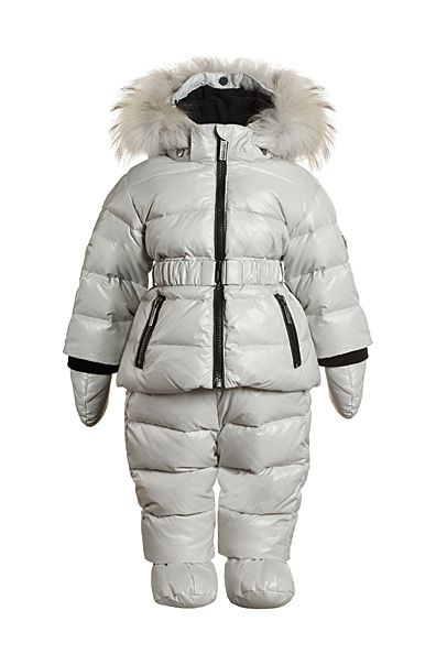 5fd92b8ee7d2 Add Down - Baby Goose Down Snow Suit  snow  ski  baby  jacket ...